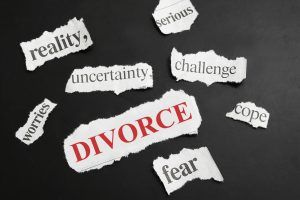 Divorce and overcoming fears
